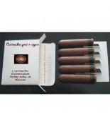 Cartouches arôme tabac de Havane spécial cigare